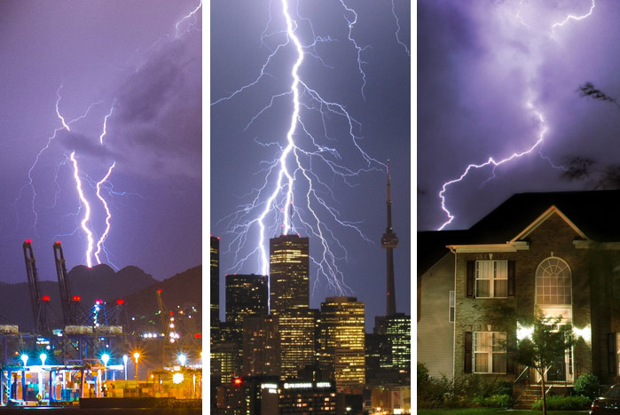 Lightning Protection Services