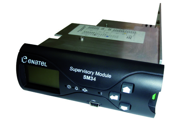 SM HV SERIES INDUSTRIAL SUPERVISORY MODULES