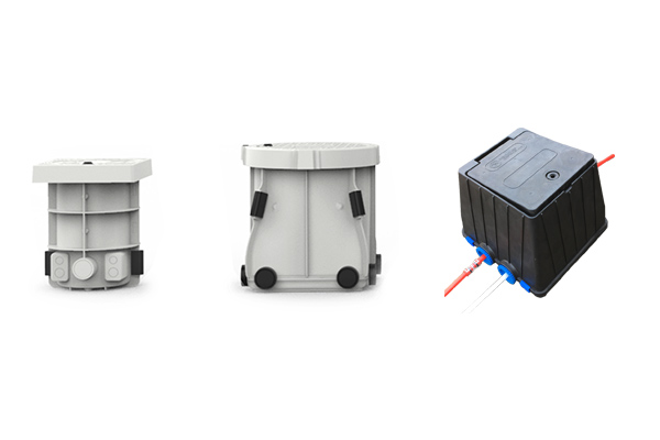 Boundary boxes 400 (Extension) 300mm